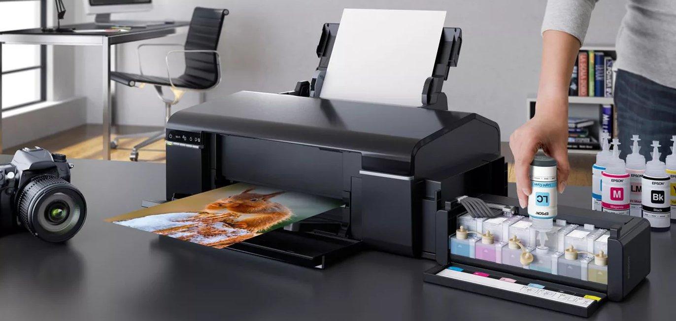 ремонт струйных принтеров в Киеве